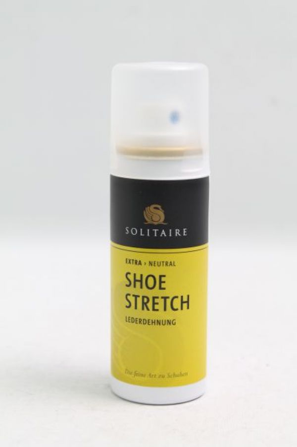 (15,90€ / 100ml) Solitaire Shoe Stretch - zur Lederdehnung